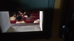 Hot-Doc classes at internacional film school of Cuba.