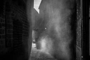 Brouillard de ville