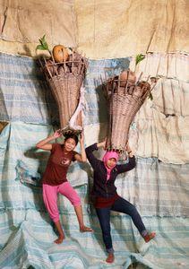 Sary and Nifah © Floriane De Lassée