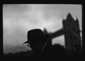 Untitled (Man Glasses Tower Bridge), 2013