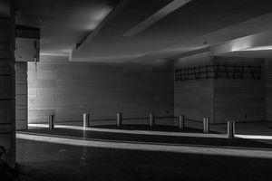 garage, Pasadena.