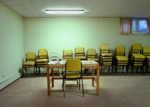 Member's Room, Alpha Chi Omega, UMASS, Amherst