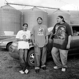 Nez Perce Youth.