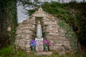 Marian Shrine - Sliabh Bawn, co Roscommon