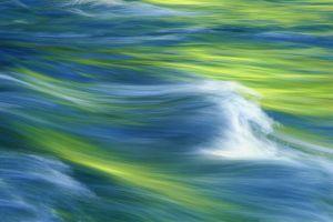 Flowing River, Spring