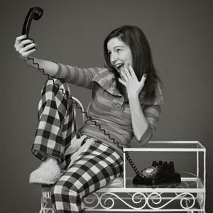 Selfie retro