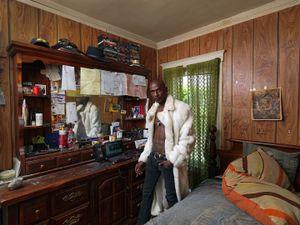Robert in His Room, Westside, Detroit 2011