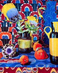 Artichokes and Oranges, 2013 © Daniel Gordon