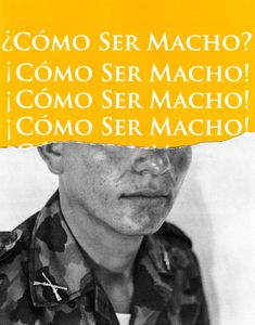 Como Ser Macho/How To Be Masculine (Yellow)