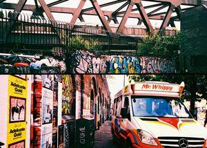 LODON WALKABOUT- Urban elements