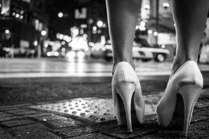 Shibuya Heels - Tokyo, 2016