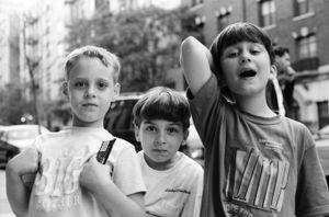 Three boys.