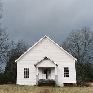Late Winter Storm, Old Sardis, Toccopola, MS