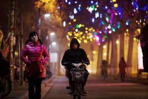In China, lung cancer was two to three times more common in cities than in the countryside despite similar rates of tobacco smoking.© Aleksi Poutanen