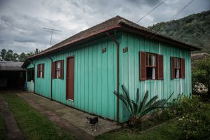 1 - Maria's and Hugo's house