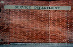 Service Department, St, Kilda, Australia.
