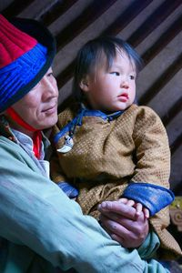 Hands, Mongolia