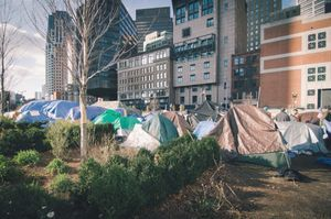 Towers and Tents