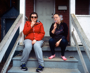 Women Smoking, 2015