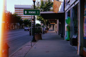 Downtown Roswell