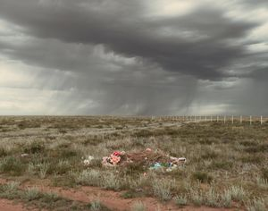 Kurchatov VII (Ashes To Ashes). Kazakhstan, 2011 © Nadav Kander