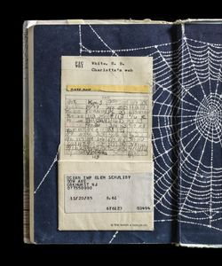 Charlotte's Web, Interior Left Page © Kerry Mansfield