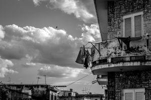 Balcony View - Havana, Cuba