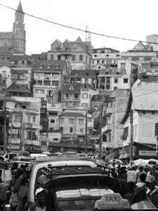 Taxi in Antananarivo