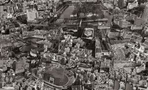 Diorama Map Hiroshima (detail) © Sohei Nishino/Courtesy of Michael Hoppen Contemporary