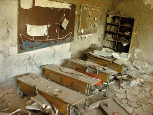 TRACES-TCHERNOBYL - Elementary school.