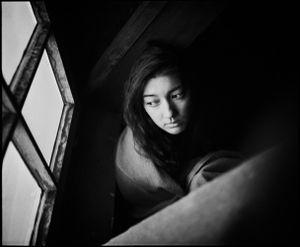 ira in that attic window