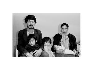 kurdish refugees - germany - 1987