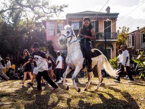 New Orleans, Louisiana. 2012.