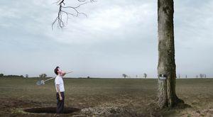 Untitled (hole) © Hans Gindlesberger