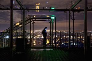 Rooftop, Tour Montparnasse, Paris