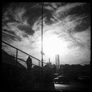 The Man, the City© Dean Hutton