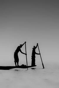 Fishermens - Inle Lake -Myanmar