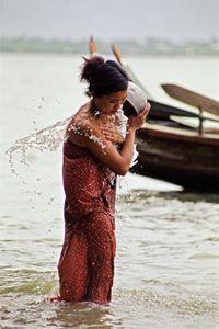 Purification, Myanmar