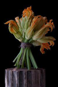 Squash Blossoms © Lynn Karlin, United States