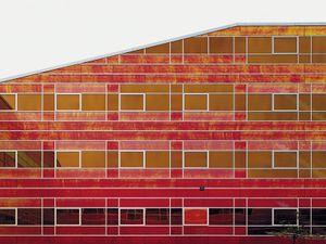 Almere #8, 2007, c-print, 100x129 cm  © 2013 Matthias Hoch/ VG Bild-Kunst Bonn