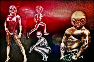 Strange Days 9: Home Fitness Regimen