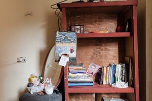 Yasmine's room