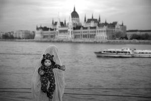 Background/ Parliament Budapest