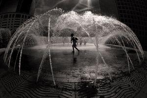 Fountain Play, Boston.