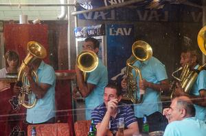 Music in Guča