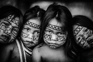 KAXINAWÁ CHILDREN