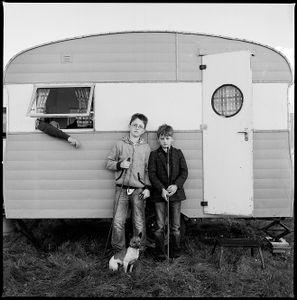 Vintage Caravan, Galway, Ireland 2014