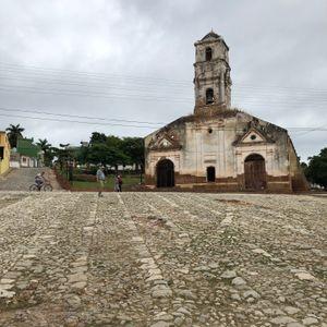 Church Ruin, Trinidad