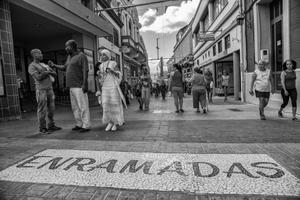 """Calle Enramadas Mayor, """"Novia de nuestra ciudad"""""""