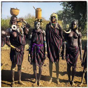 Ethiopia Tribes No2